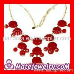 bubble bib statement necklace wholesale