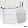 plastic rope handle promotion bag