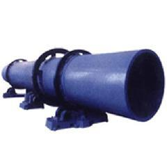 Clay soil rotary dryer