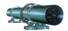 High humidity materials rotary dryer
