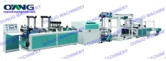 Multifunctional Non Woven Bag Making Machine