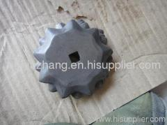 Resin sand casting, grey iron parts