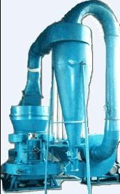 High pressure Raymond mill