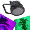 37*3w RGBW CREE led waterproof par zoom IP65