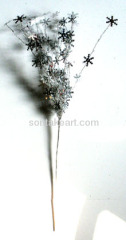 2013 christmas decoration--SNOW FLOWER SPRAY