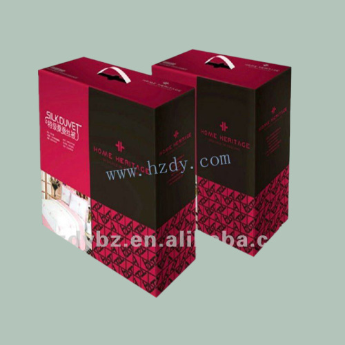 Paper Boxes for Home textile