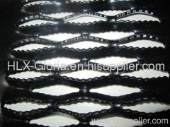 galvanized anti-skid plate
