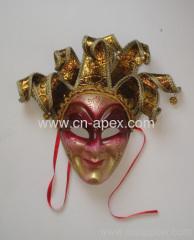 plastic mask play mask lady mask