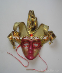 gold face face mask crafts