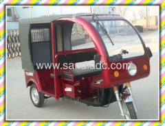 Passenger Electro Tricycle