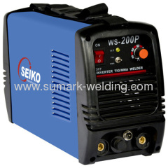 Inverter TIG/MMA Welding Machine; Argon Welding Machine