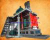 JSD-1000L triple layers full auto blow moulding machine