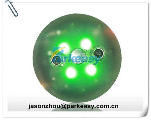 ParkingGuidanceSystem ultrasonicsensor LEDindicator