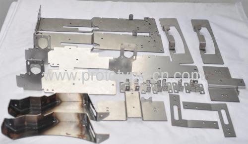 cnc part/ metal processing/ machining