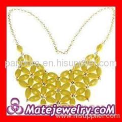 J Crew bubble necklace look like