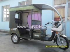 Passenger electric pedicab