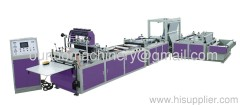 china nonwoven bag making machine