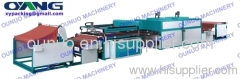 Automatic single color non woven fabric screen printing mach