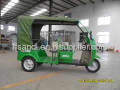 electric tuktuk