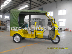 electric pedicab for passenger