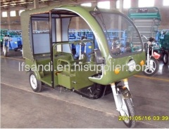 50KM/H Passenger electric tricycle