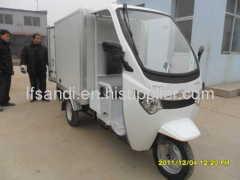 van electric tricycle