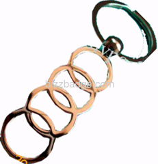 car key chain/metal keychain/pvc keyring/rubber keychain/key