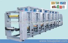 normal rotogravure printing machine