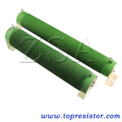 Wave-Shape Ribbon-Wound Power Resistor