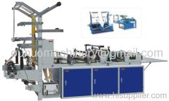 Hot Sealing and Cutting Bag Making Machine