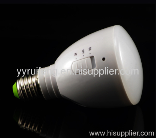 Rechargeable Emergency Bulb
