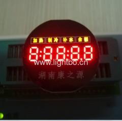Ultra Bright Red / Yellow Общий катод 0,24-дюймовый 5-значный 7-сегментный LED дисплеи для фонтана