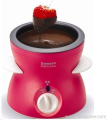 China electric chocolate melting pot