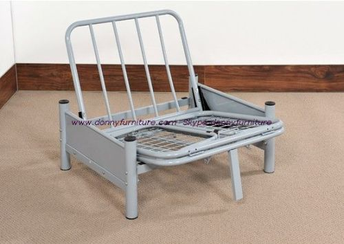 One Seater Metal Futon Frame From China