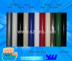Plastic Tubing Pipe plastic coated pipe composite pipe