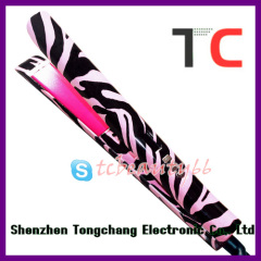 zebra hair straightener