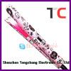 Professional flat iron TC-S105 skull print