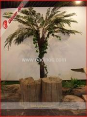 life size Fiberglass tree