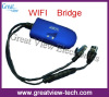 WIFI Bridge for DVB satellite receiver