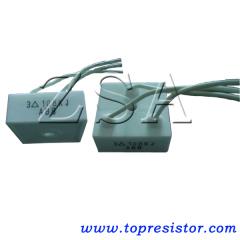 The Automotive applications 100W 10R Ceramin Resistor