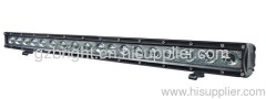 90W single row cree led light bar of truck, jeep , suv, offroad