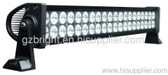 120W offroad two rows led light bar for truck ,jeep ,suv
