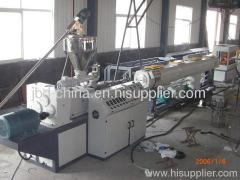 plastic water supply pipe production line