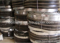 Steel Edge Compound Rubber Water-Stop