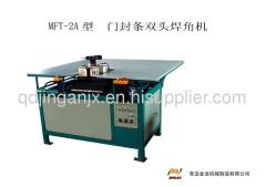 PVC auto door gasket welding machine