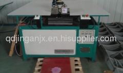 PVC automatic door gasket stud welding machine