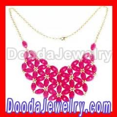 bib Statement Necklace Cheap