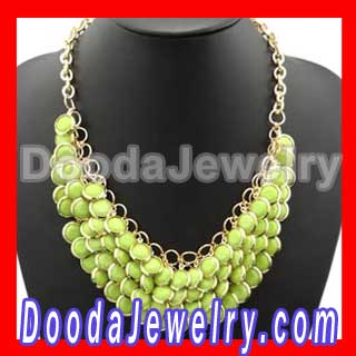 2013 new Chunky Statement Necklace