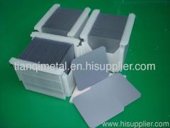 125x125 monocrystalline solar wafer