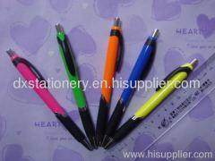 office ball pen, plastic ball pen